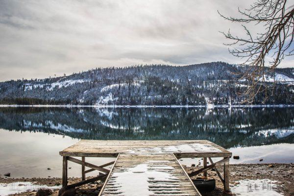 DOnner lake pier-3