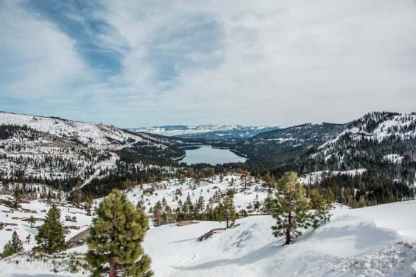 Donner Lake from Mountian-7